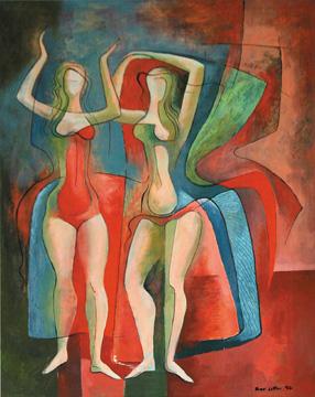 figurative art | Russell Tether Fine Arts Associates, LLC