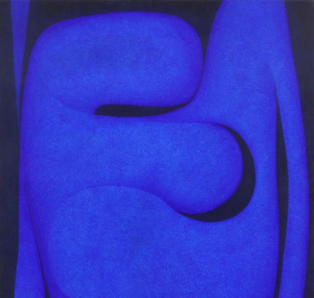 Fogel Transcendental Form InBlue